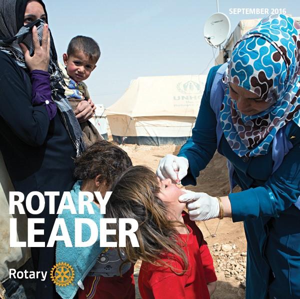 Rotary Leader – Numero di settembre 2016