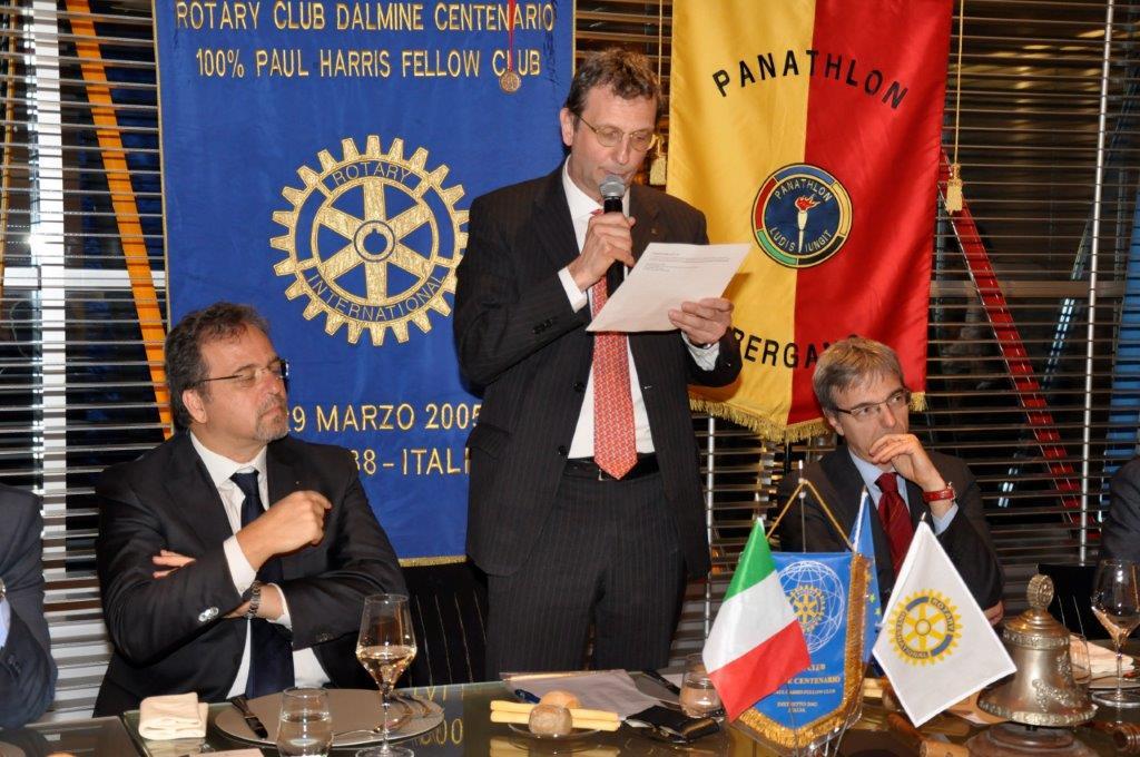 Bollettino del 7 aprile 2017 rotary club dalmine centenario - Casa di riposo dalmine ...