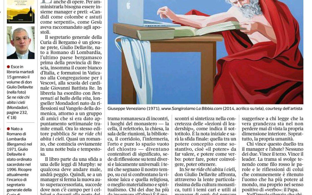 Alla ricerca della vera leadership – Don Giulio Dellavite