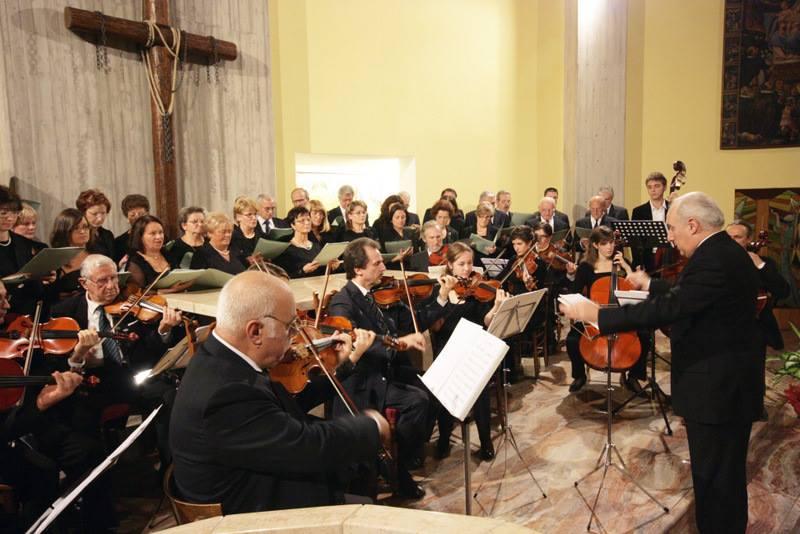 """Concerto grosso dell'Orobico 2 con l'ORCHESTRA """"CITTA' DI DALMINE"""""""
