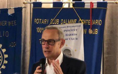 Bollettino R.C. Dalmine Centenario 10 ottobre 2019
