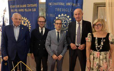 Bollettino R.C. Dalmine Centenario del 30 settembre 2021